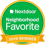 Nextdoor neighborhood favoriate 2019 winner